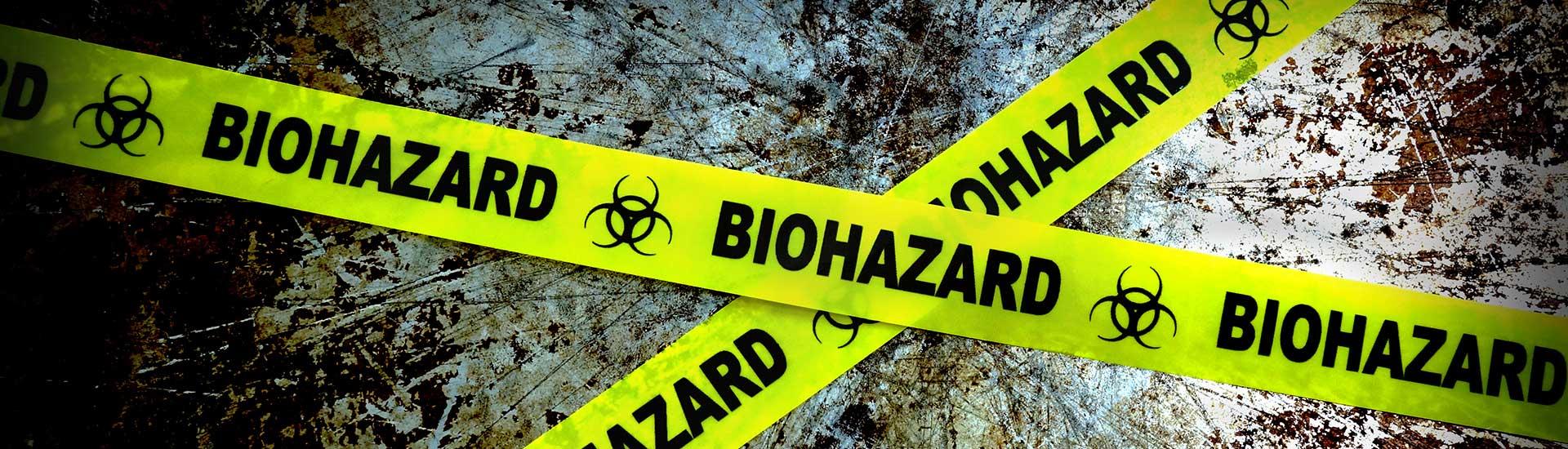 Biohazard Cleanup in Boynton Beach, Fort Lauderdale, West Palm Beach