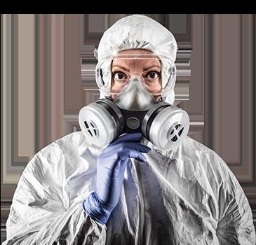 Coronavirus Cleanup